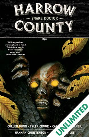Harrow County Vol. 3